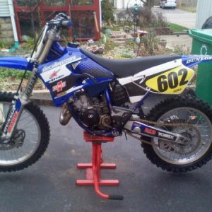 For sale $1000 yz125