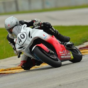 Road America STT practice for CCS races